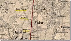 Kaart_1881_Waalre-Aalst